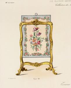 Ecrans - Louis XV.