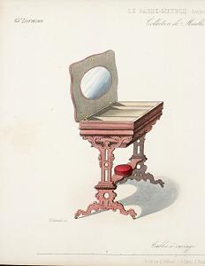 Tables à ouvrage