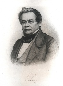 Photographic print of an engraving.