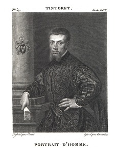 Vesalius' face may have been put on the body of Melchoir von Brauweiler, the subject of the portrait.