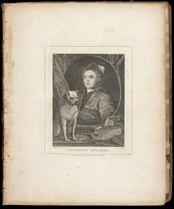 Portrait of: William Hogarth (1697-1764)