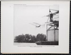 Instantaneous photograph of aerodrome