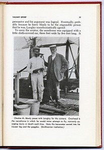 Samuel Langley and Charles Manly
