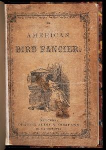 Original cover of book