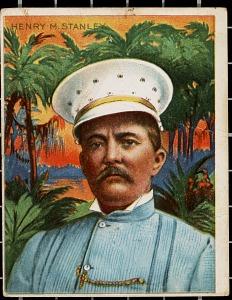 Trade card: Henry M. Stanley