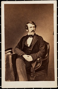 Carte de visite: [David Livingstone]