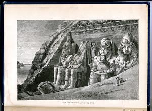 Great Rock-cut Temple, Abou Simbel, Nubia