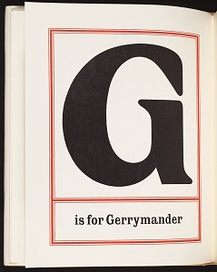 G is for Gerrymandering