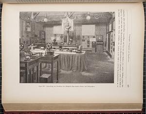 Figur 278. Ausstellung der Direktion der Koniglich Bayerischen Posten und Telegraphen