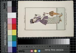 Costumes Parisiens 1912