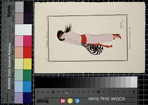 Costumes Parisiens 1914