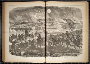 Battle of Gettysburg, Harper's Weekly