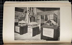 Section of Pennsylvania State Exhibit