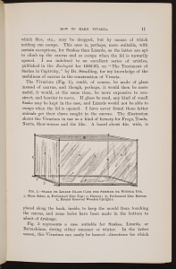 Fig. 3. Snake or Lizard Glass Case for Summer or Winter Use.