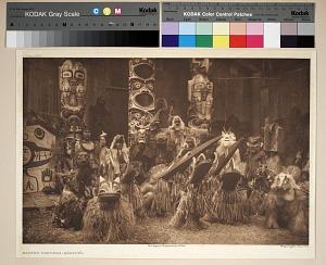 Masked Dancers-Qagyuhl