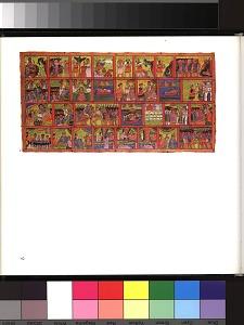 Plate 2 - Geschicte der konigin von Saba