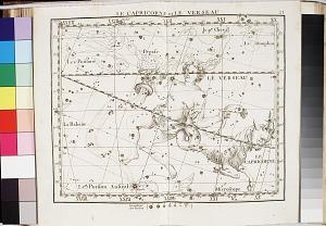 Plate 21 - Le Capricorne, et Le Verseau
