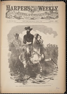 Colonel Grierson, Sixth Illinois Cavalry