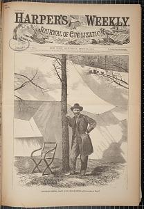Lieutenant-General Grant at his head-quarters