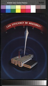Can efficiency be measured?