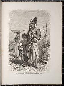 Types et Costumes de Femmes du Fouta-Djalon