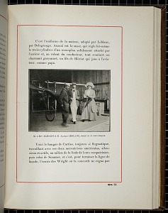 M. et mme Blériot et M. Alfred Leblanc