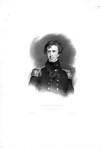 Portrait of Commander C. Wilkes, U.S.N.