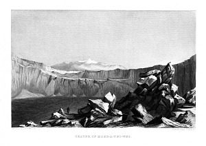 Crater of Moku-A-Weo-Weo