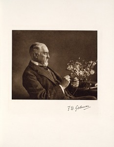 Plate I: Portrait of F.D. Godman
