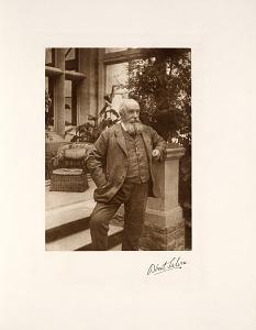 Plate II: Portrait of Osbert Salvin