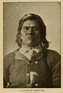 A Native of Santa Ana.
