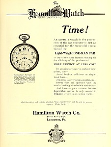 Hamilton Watch Co.
