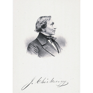 Jonas Chickering