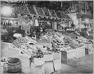 Center Market interior