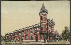 Center Market, about 1910