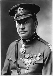 Nelson Jackson in uniform