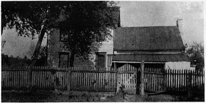 Johnson family house, Catalpha, Virginia