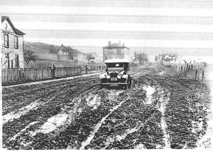 Washington-Richmond road, 1919