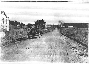 Washington-Richmond road, 1919