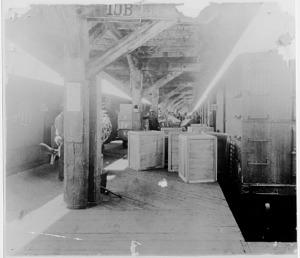 Salisbury/Spencer freight sheds