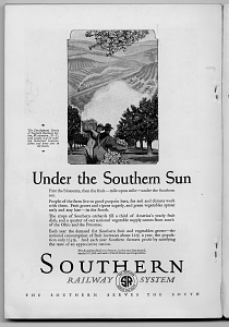"""Under the Southern Sun,"" 1927"