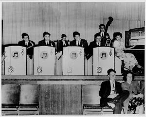 Delgadillo Orchestra, 1940s