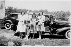 Ringe family, 1941
