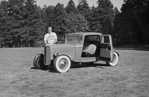 Hot rod, 1952