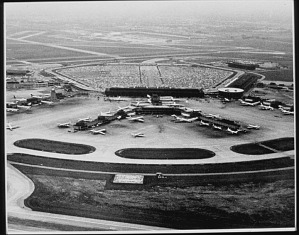 O'Hare International Airport, about 1963