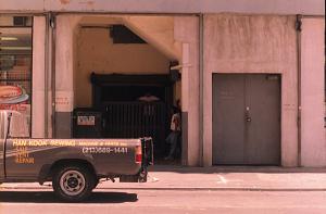 Santee Street, Los Angeles, 1997