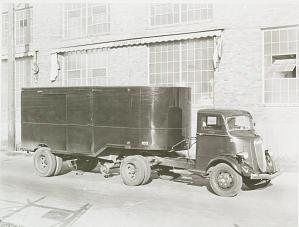 Studebaker Truck, 1936