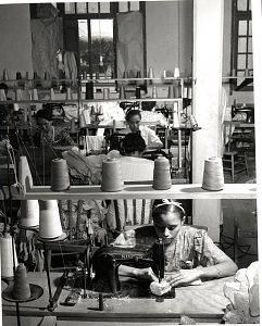 Factory, San Juan, Puerto Rico, 1942