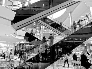 Shopping mall, Baltimore