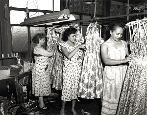 Puerto Rican Garment Workers, 1953
